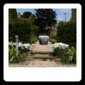 Access into the Formal Garden with Central Focal Point